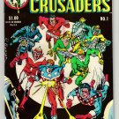 MIGHTY CRUSADERS (1983 Series) #1 Near Mint minus Comic Book. LOOK!!