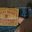 Pre-Owned LUCKY BRAND AMERICAN CLASSIC Size 30 short length, zip fly!!!