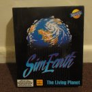SimEarth: The Living Planet - *RARE* Big Box PC Game incls. 5.25 & 3.5 disks etc