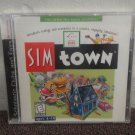 Sim town - Vintage windows 3.1/95 - cd-rom. Excellent cond.