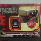TRANSFORMERS: R.O.T.F. Fleece Blanket with Sleeves : Kids Size Cozy Throw. NEW!