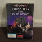 Wizardry Crusaders of the Dark Savant, *RARE* PC GAME in the large retail box!!!