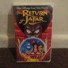 DISNEY  The Return of Jafar on VHS Aladdin Series. Good Condition!!!