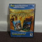 TITAN QUEST W/IMMORTAL THRONE-  GOLD EDITION. Best Buy Edition.!!!