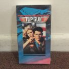Top Gun (VHS, 1996) NEW SEALED. Colored Seal still fully intact. Look!!