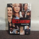 GREY'S ANATOMY Season 1, 1st Season. DVD set. Nice Condition....LOOK!!!!