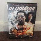 THE DETONATOR - (DVD) - Wesley Snipes. Acceptable Condition. LOOK!