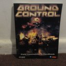GROUND CONTROL - Field Commander's Handbook(ONLY) NO game. 96 pgs. Awesome Cond!