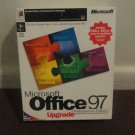 Microsoft Office 97 Professional Edition Upgrade. Good Condition. L@@K!!