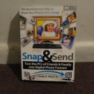 Snap & Send - Snap it, Share it! PC-CD for Windows XP/Vista - NEW, SEALED!!