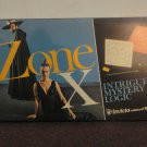 ZONE X, GAME - INTRIGUE, MYSTERY, LOGIC by Invicta makers of MASTER MIND. VG Condition. LOOK!!!