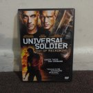 UNIVERSAL SOLDIER: DAY OF RECKONING {DVD} - Widescreen edition...EX Condition. LOOK!!