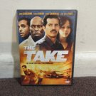 THE TAKE - The Crime Was Only The Beginning - (DVD) Tyrese Gibson. Nice Condition. LOOK!!