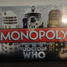 Monopoly GAME: Dr. Who Edition 50th Anniversary Collector's Edition, Brand New & Sealed!!!..LOOK!