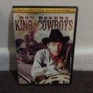 KING of the COWBOYS - ROY ROGERS - DVD, Plus 4 more movies on ONE DVD. LIKE NEW... LOOK