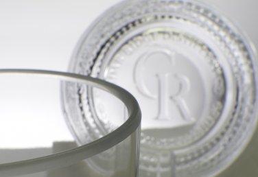 Cedar Ridge Whiskey Recycled Bottle Old Fashion Glasses-Set of 2