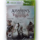 Assassin's Creed The Americas Collection Xbox 360 - 3 Game Discs