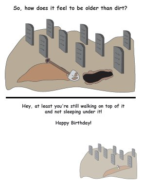 Greeting Cards Sarcastic Birthday Cards 004