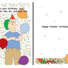Greeting Cards Sarcastic Birthday Cards 010