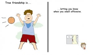 Greeting Cards Sarcastic Friendship Cards 012