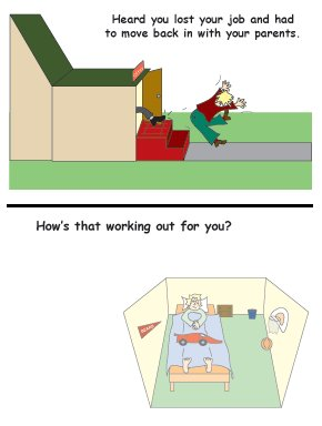 Greeting Cards Sarcastic Lost Your Job Cards 036