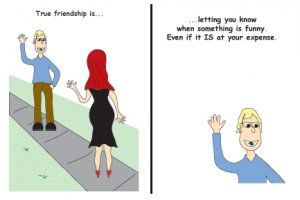 Greeting Cards Sarcastic Friendship Cards 053