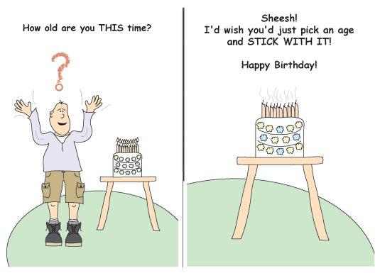 Greeting Cards Sarcastic Birthday Cards 080
