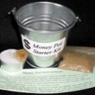 Money Pot Starter Kit ( Metaphysical / Pagan / Wicca / Magic )