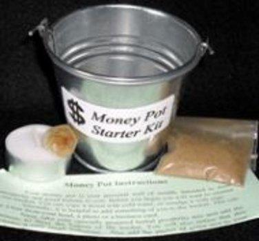 Money Pot Starter Kit ( Metaphysical / Pagan / Wicca / Magic )