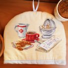Kitchen decoration, made in ukraine, rustic dinnerware, teapot warmer, tea pot cover