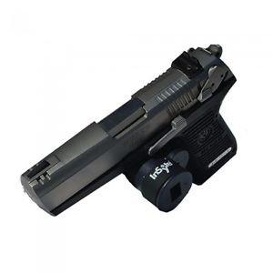 ChildSafe1: Gun Trigger Block w/Dual Alarm THEFT CHILD DETERRENT motion sensor