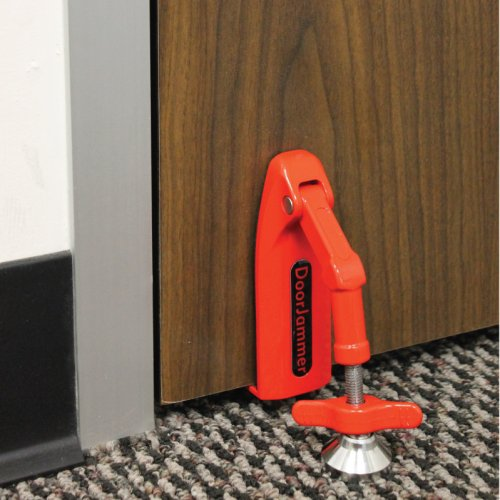 Door Jammer Portable Door Security Device Protection 4 home travel hotel dorm