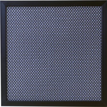 25 x 25 x 1 inch A+2000 Electrostatic Permanent Reusable Air Filter for Furnace or AC