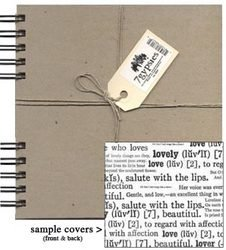 7gypsies Gypsy Junque Journal - 7.5 inch Square