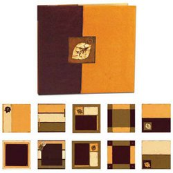 Fall- Provo Craft Premade 8x8 Scrapbook Album