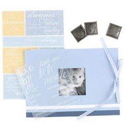 BabyBoy - Making Memories Mini Book Kit 5x7