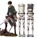 Attack On Titan Cosplay Shingeki No Kyojin Cosplay Recon Corps Harness Belts Hookshot