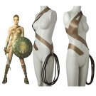 Wonder Woman Diana Prince costume cosplay Props Turth Rope String With Belt for woman Justice League