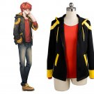 Mystic Messenger 707 EXTREME Saeyoung/Luciel Choi 7 Outfit Halloween Cosplay Costume Jacket+ Shirt