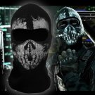 Call Of Duty Cosplay Mask Halloween CS Mask Hat Headgear Ghost Full mask