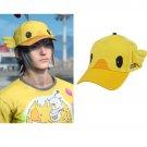Final Fantasy XV Noctis Lucis Caelum Cosplay Hat Cap FF15 Moogle Chocobo Costume Accessories
