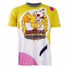FF15 Moogle Chocobo T-shirt Final Fantasy XV Noctis Lucis Caelum t shirt Costume Tops Tees