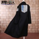 Anime Attack on Titan Cosplay Levi Rivaille Cosplay Jacket Adult Halloween Cloak Cosplay Costume