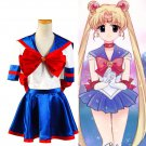 Sailor Moon Cosplay Navy Sailor School Uniform Performance Costumes Kawaii Cosplay Dress