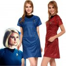 Star Trek Beyond Cosplay Dress Star Trek Beyond Dress Carol Costume With Badge 3 Colors