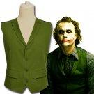 Batman The Dark Knight Joker Costume Batman Joker Vest only Hallowen Cosplay Costume