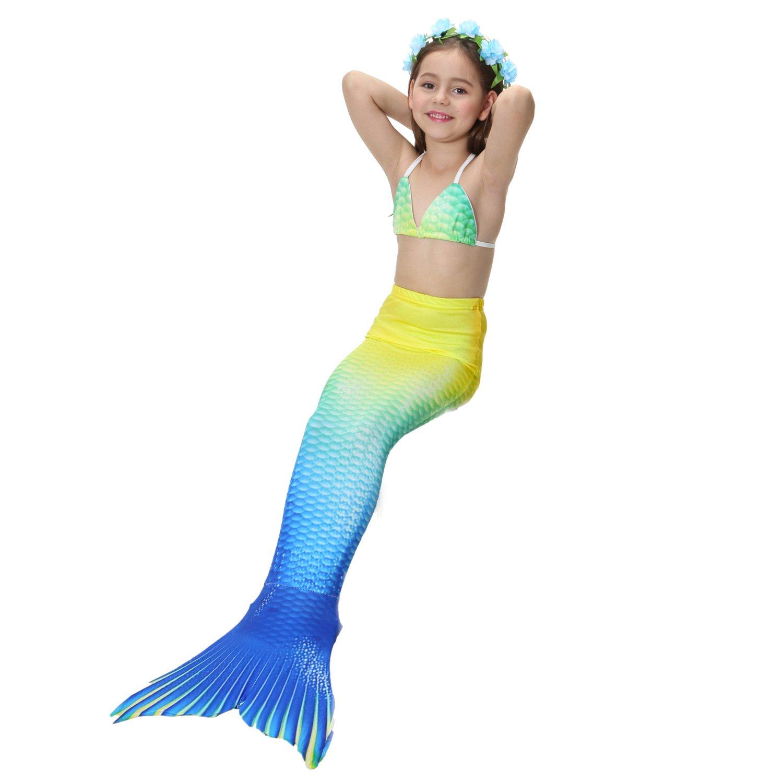 Topless girl mermaid costume — img 11