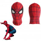 Spider-man Mask costume accessories Hat SpiderMan Mask Cosplay Spider Man Homecoming Red Mask