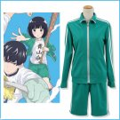 Cleanliness Boy! Aoyama-kun Gotou Moka Cosplay Costume School Suits Sportswear Outerwear