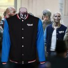 Suicide Squad El Vengeful demon Flannel Jacket Sport Jersey Winter Uniform Cosplay Coat Costume